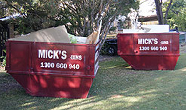 Micks Skip Bins Brisbane
